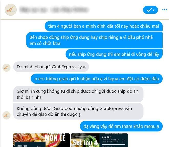 Lách luật hoạt động, hàng quán Hà Nội ồ ạt bán online - 1