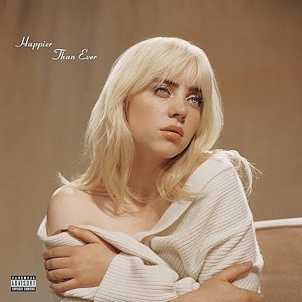Sự trở lại sau 2 năm của Billie Eilish cùng album 'Happier than ever' có thể vượt qua cái bóng của album đầu tay cực khủng?