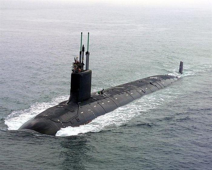 Thiết kế đặc biệt của tàu ngầm tấn công mới của Mỹ trị giá 6 tỷ USD