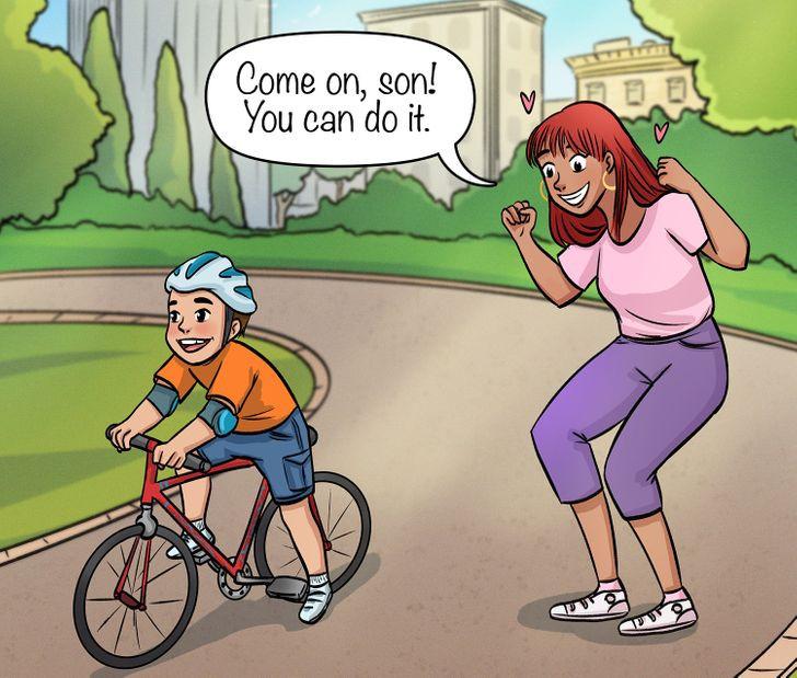 Để trẻ luôn độc lập, tự tin vào bản thân cha mẹ hãy áp dụng ngay những mẹo đơn giản mà hiệu qủa vô cùng này-10