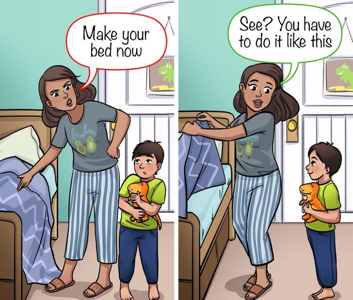 Để trẻ luôn độc lập, tự tin vào bản thân cha mẹ hãy áp dụng ngay những mẹo đơn giản mà hiệu qủa vô cùng này-8
