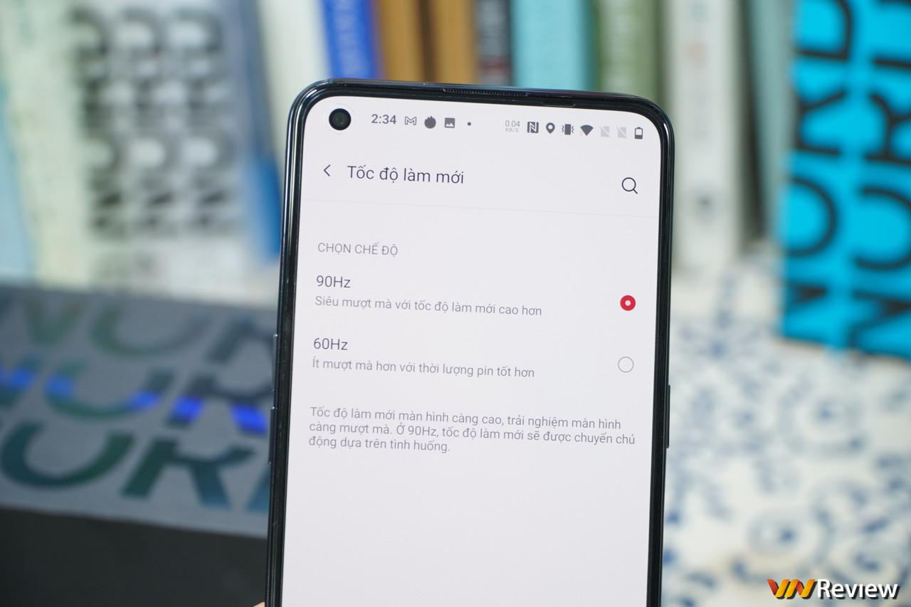 Trên tay OnePlus Nord CE 5G