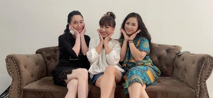 Style đối lập của 3 bà mẹ bị ghét nhất Hương Vị Tình Thân-2