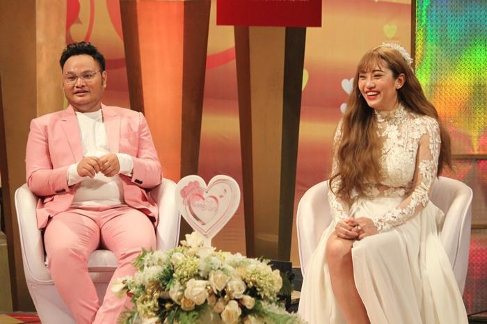Vinh Râu - Lương Minh Trang từng bị chơi khăm đêm tân hôn-3