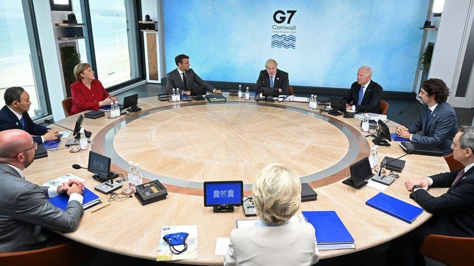 G7 có thể thực sự xây dựng lại thế giới tốt đẹp hơn?