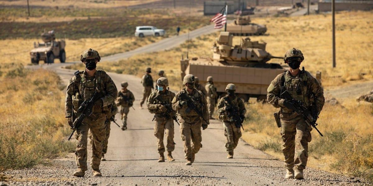 Sau Afghanistan và Iraq, kế hoạch của Mỹ ở Syria là gì? (Nguồn: US Armny)