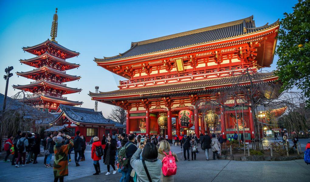 10 điểm tham quan hàng đầu ở Tokyo - thành phố tổ chức Olympic - 5