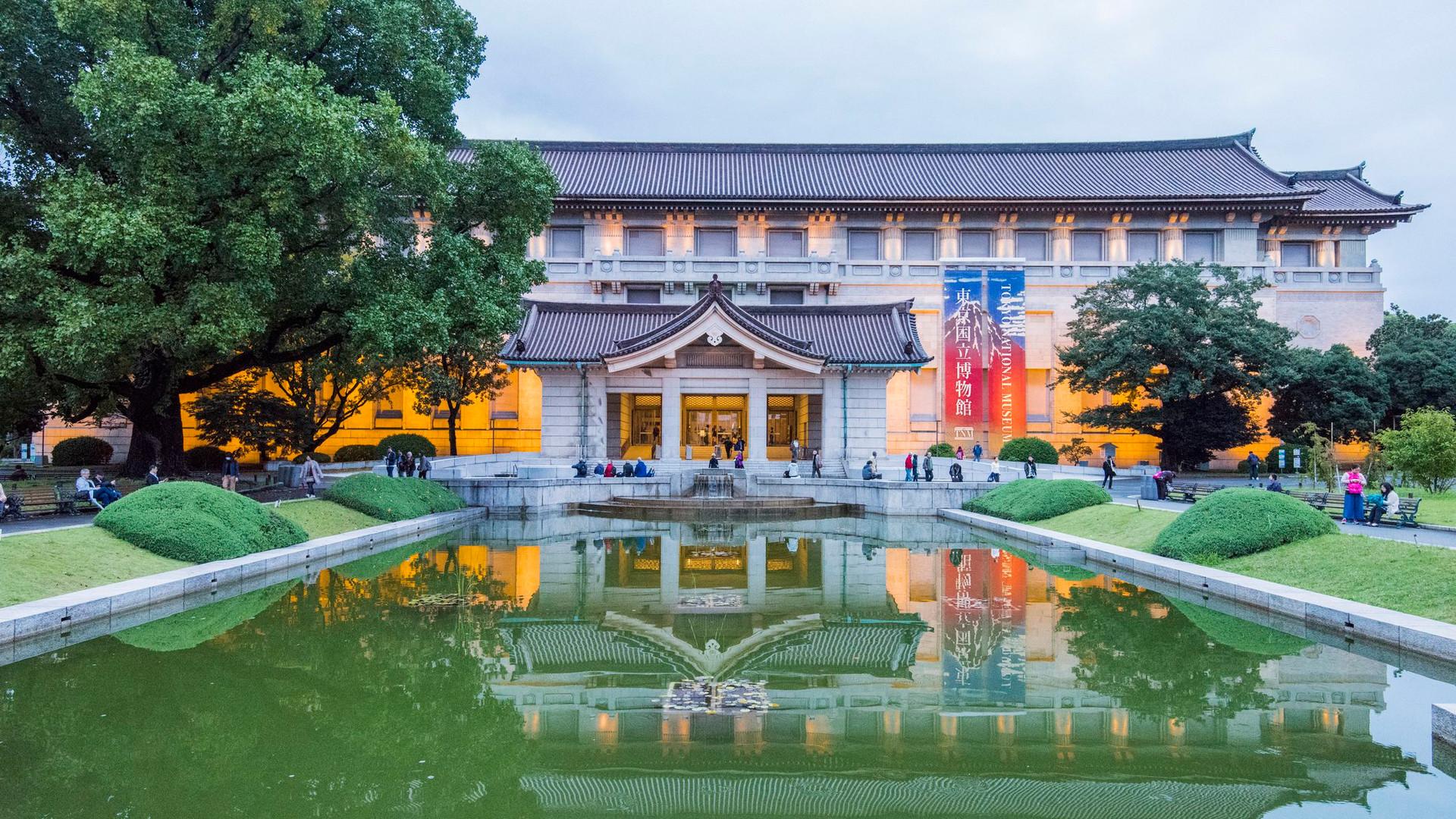 10 điểm tham quan hàng đầu ở Tokyo - thành phố tổ chức Olympic - 1