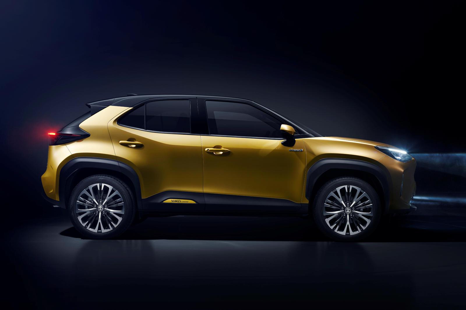 Lexus sẽ sản xuất 1 mẫu xe cỡ nhỏ giống Yaris