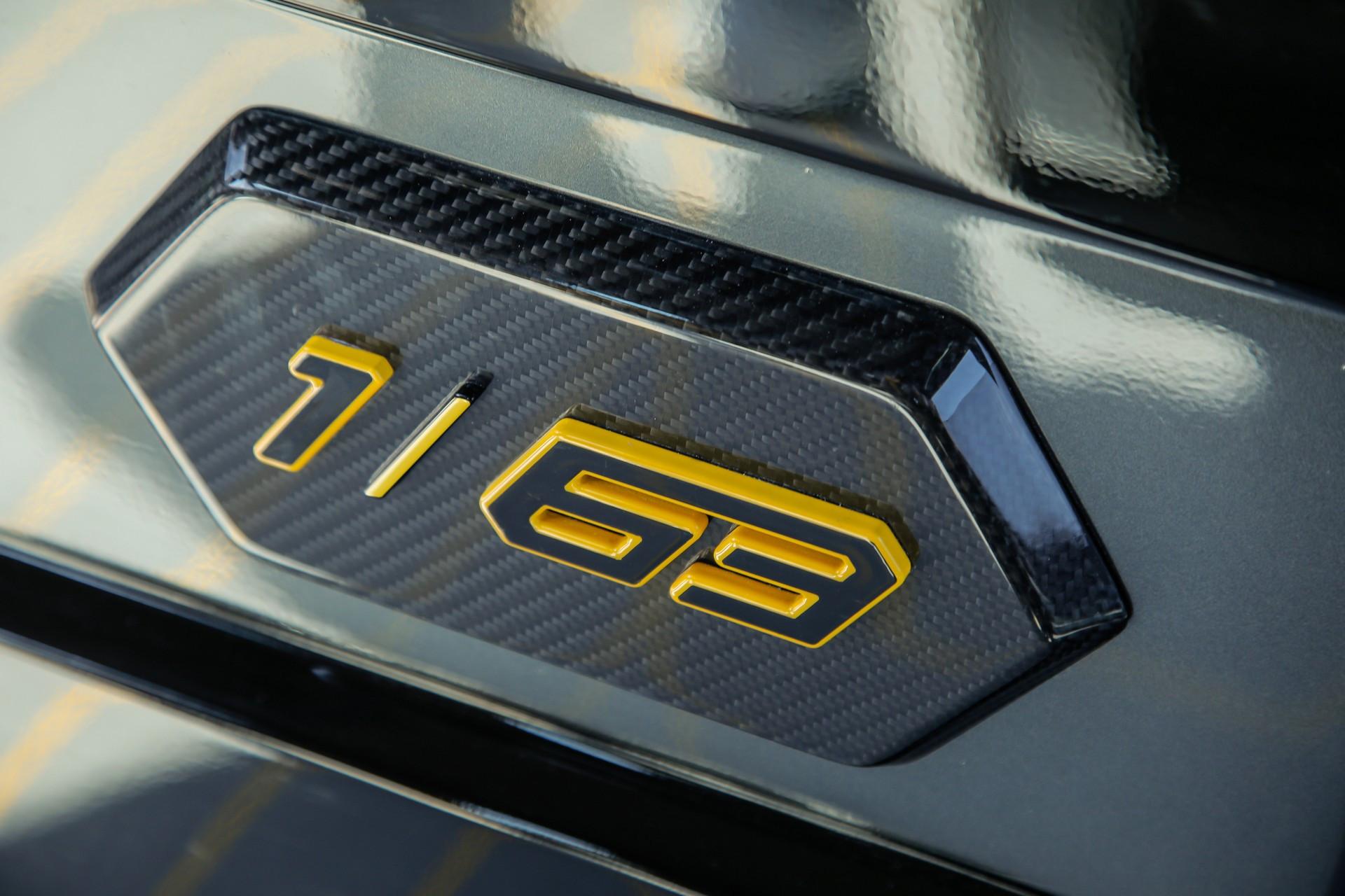 Siêu du thuyền của Lamborghini có trang bị lấy như siêu xe