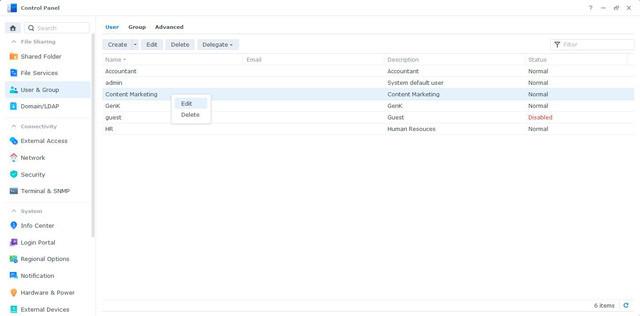 Synology DSM 7.0 hỗ trợ doanh nghiệp quản lý và phân quyền truy cập dữ liệu dễ dàng hơn - Ảnh 1.