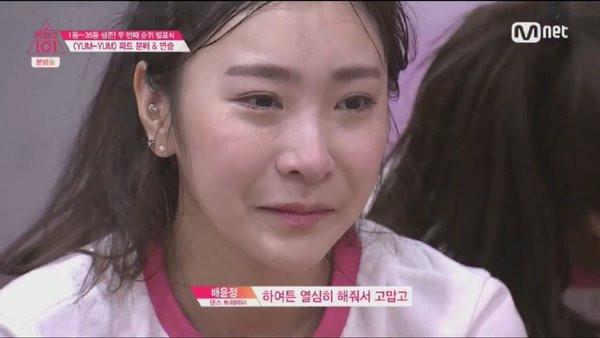 Kết quả hình ảnh cho heo chanmi cry