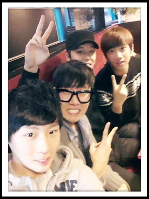 Kết quả hình ảnh cho seungjoon knk big hit