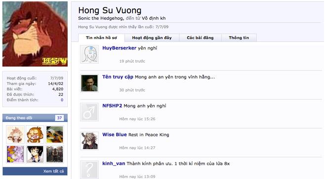 Cựu admin diễn đàn game lớn tại Việt Nam qua đời vì COVID-19 - Ảnh 1.
