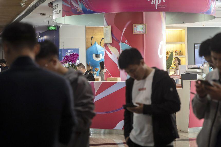 Tencent và Ant Group rơi vào thế khó vì đồng Nhân dân tệ số