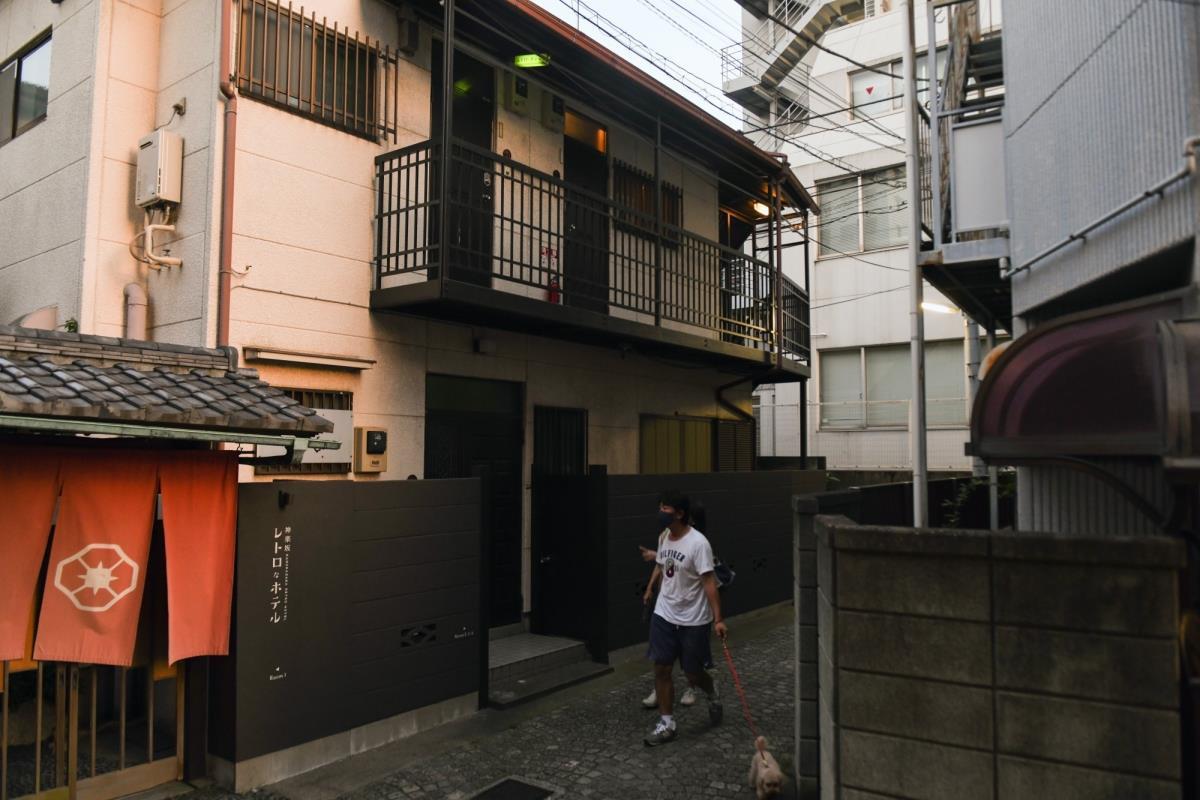 Kỳ Olympic lạ lùng nhất lịch sử khiến ngành khách sạn ở Tokyo 'vỡ trận' - 1