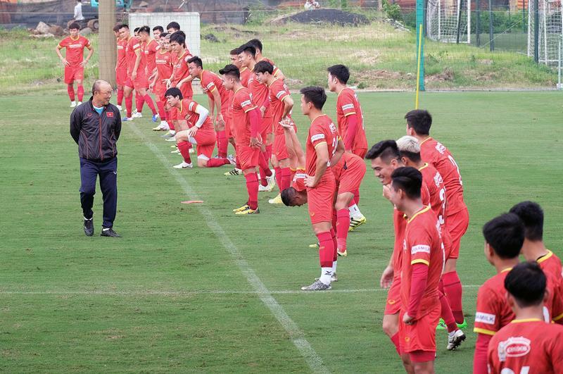 HLV Park Hang Seo trở lại Việt Nam, cách ly tại Hà Nội  - 1