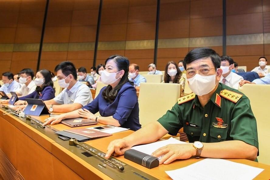 Quốc hội trao cơ chế đặc biệt để Chính phủ, Thủ tướng chống dịch - 1