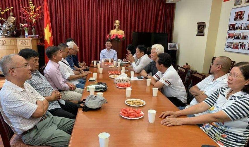Đại sứ quán Việt Nam tại Slovakia vận động cộng đồng ủng hộ Quỹ vaccine phòng COVID-19