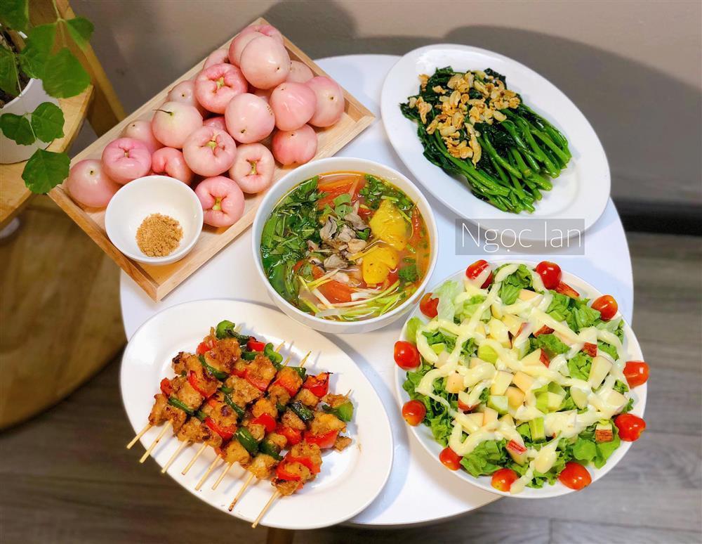 9x trổ tài nấu cơm gia đình ngon còn hơn nhà hàng xịn sò-10