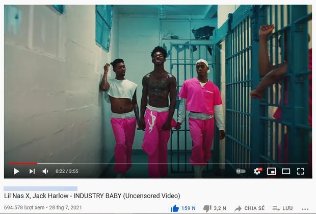 Nam rapper từng kết hợp BTS tiếp tục tung MV cởi hết bản full không che-1