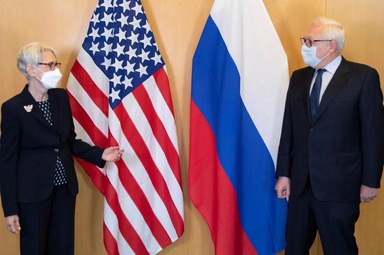 Nga-Mỹ đàn phán ổn định chiến lược: Cùng 'khen ngợi tới tấp', thống nhất gặp lại nhau vào tháng 9. (Nguồn: Reuters)