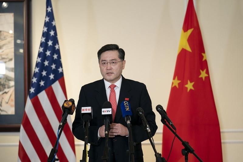 Tân Đại sứ Trung Quốc tại Mỹ: Cánh cửa quan hệ Mỹ-Trung đã mở ra sẽ không thể bị đóng lại. (Nguồn: China-Embassy)