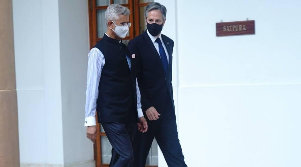 Ngoại trưởng Mỹ công du Ấn Độ, khẳng định mối quan hệ 'quan trọng nhất thế giới'