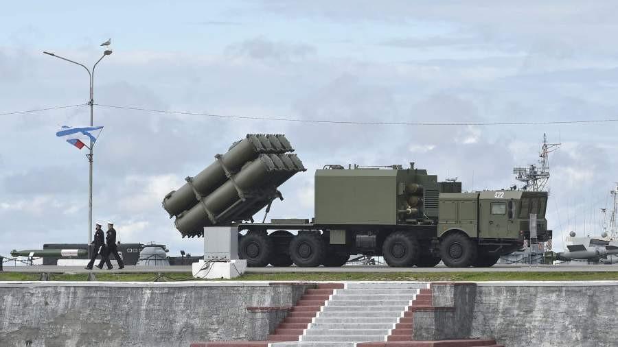 Hệ thống phòng thủ bờ biển Bal siêu hiện đại của Nga. (Nguồn Iz.ru)