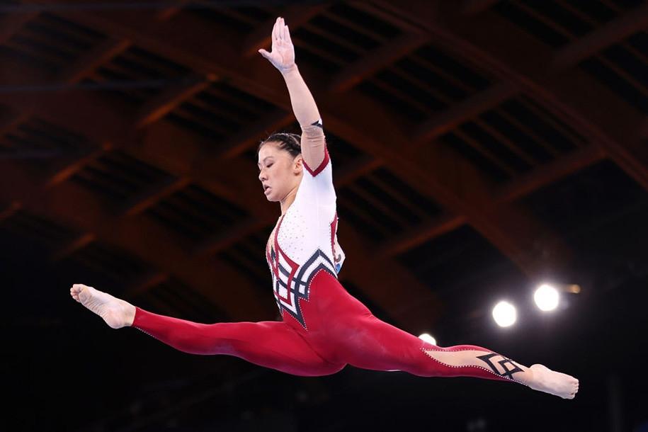 """Ồn ào quanh trang phục dễ """"gặp nạn"""" của bộ môn thể thao Olympic có đồ thi đấu sexy nhất - 10"""