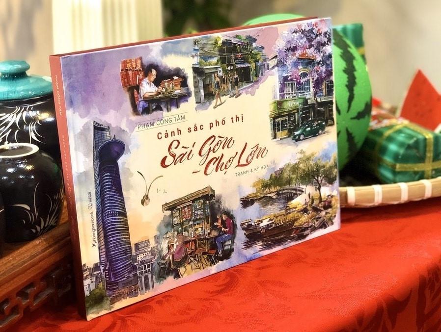 Thương Sài Gòn hơn qua từng trang sách giữa những ngày dịch - 2