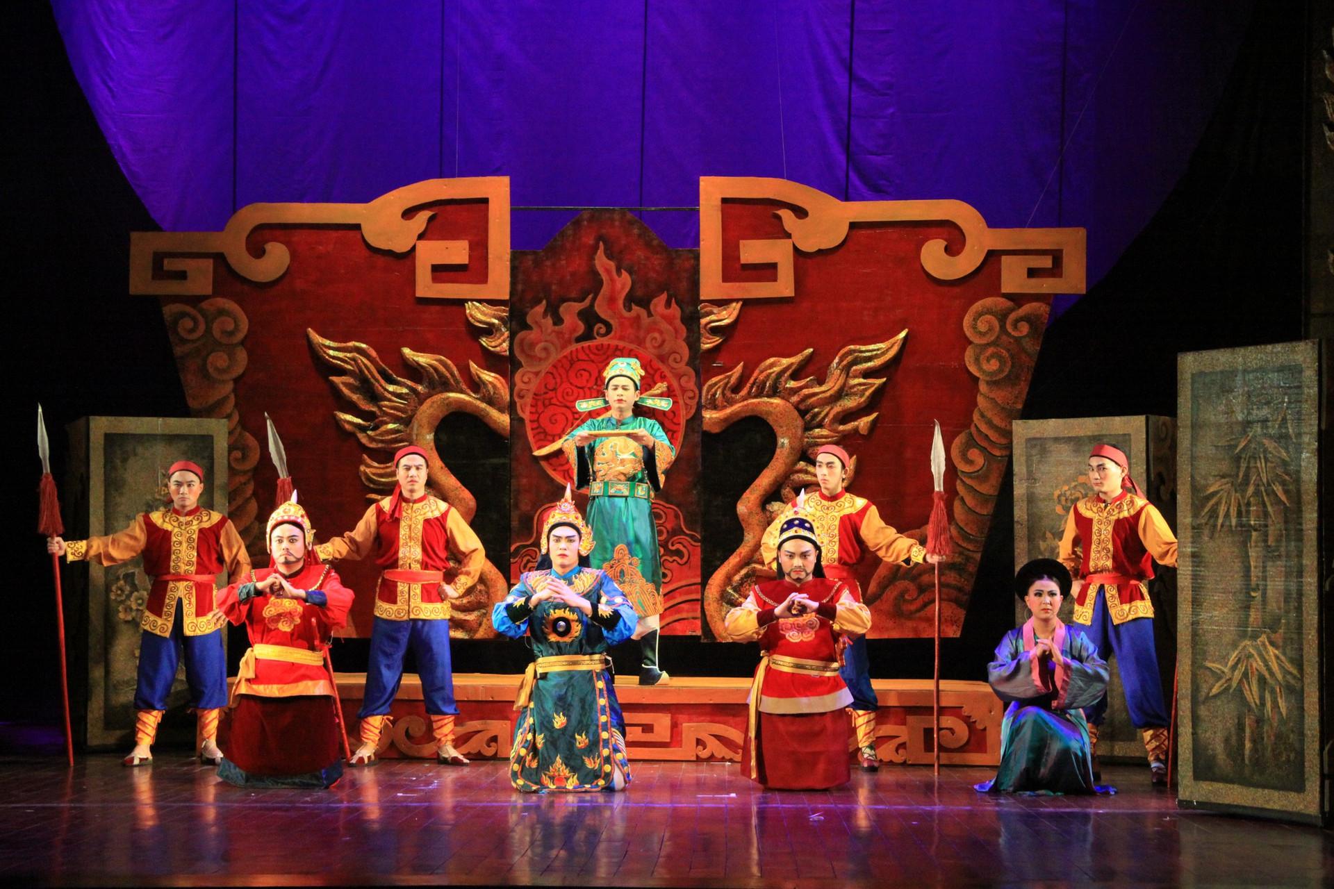 Nhà hát online: Xu thế phát triển tất yếu của nghệ thuật biểu diễn - 2