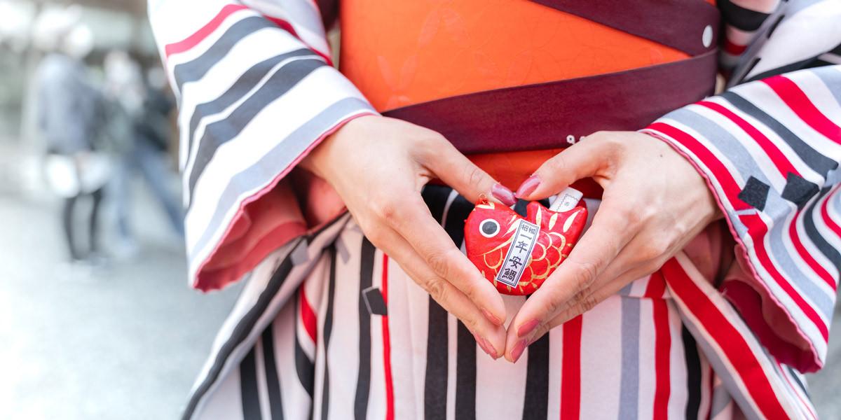 Ghé thăm 6 ngôi đền Nhật bản để có thể sở hữu những lá bùa may mắn - 1