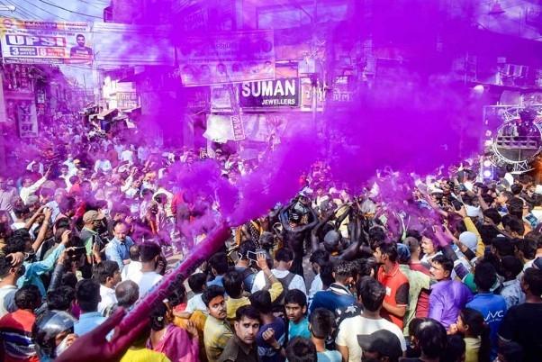 Khám phá Nepal qua những lễ hội truyền thống đầy màu sắc - 8