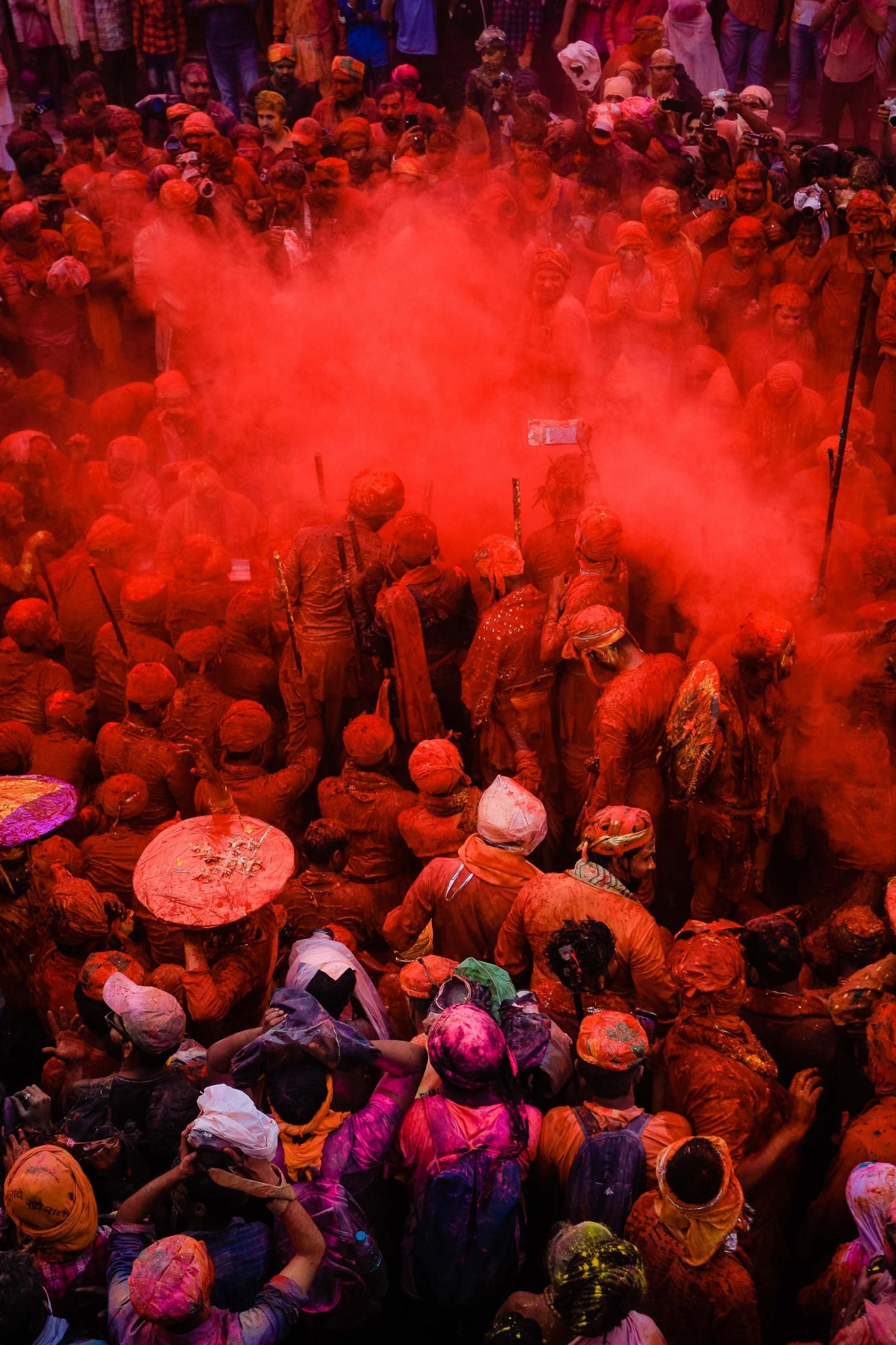 Khám phá Nepal qua những lễ hội truyền thống đầy màu sắc - 10