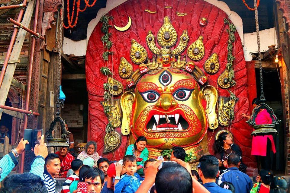 Khám phá Nepal qua những lễ hội truyền thống đầy màu sắc - 11