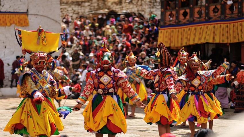 Khám phá Nepal qua những lễ hội truyền thống đầy màu sắc - 14