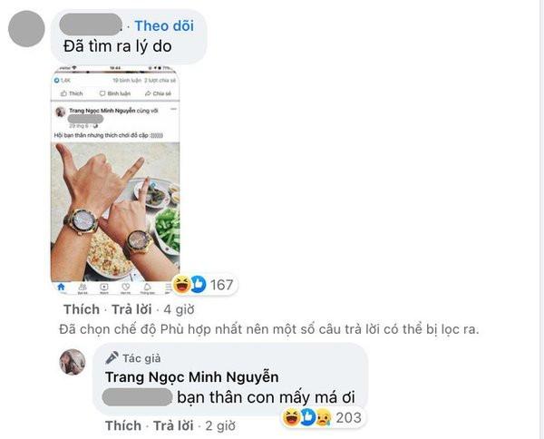 Lương Minh Trang - Vinh Râu ly hôn 2
