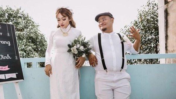 Lương Minh Trang - Vinh Râu ly hôn 6