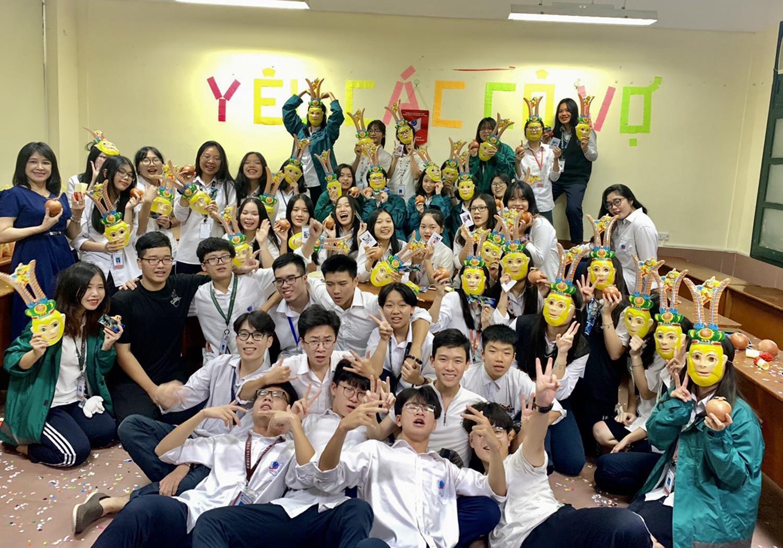 29 học sinh một lớp trúng tuyển đại học nhờ chứng chỉ ngoại ngữ - 3