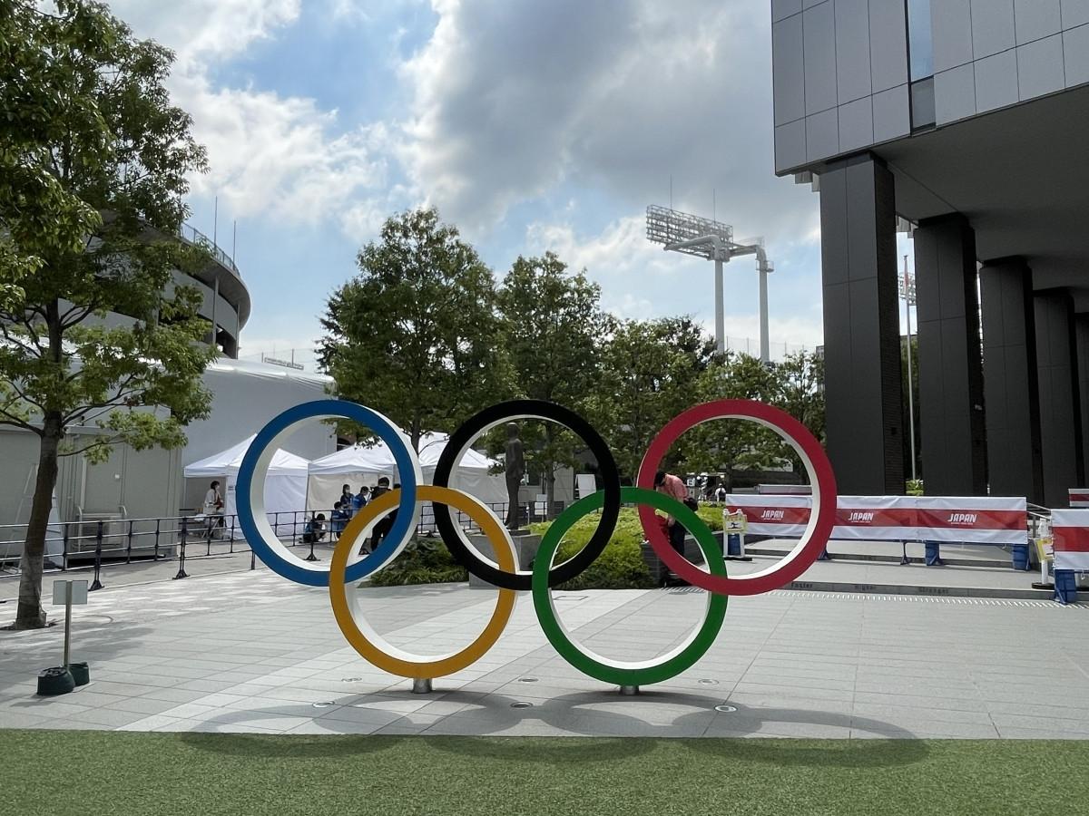 Kể từ khi Thế vận hội Olympic Tokyo 2020 diễn ra tại Tokyo của Nhật Bản đã có 12 vận động viên phát hiện bị Covid-19 (Ảnh minh họa: Bùi Hùng/VOV-Tokyo).