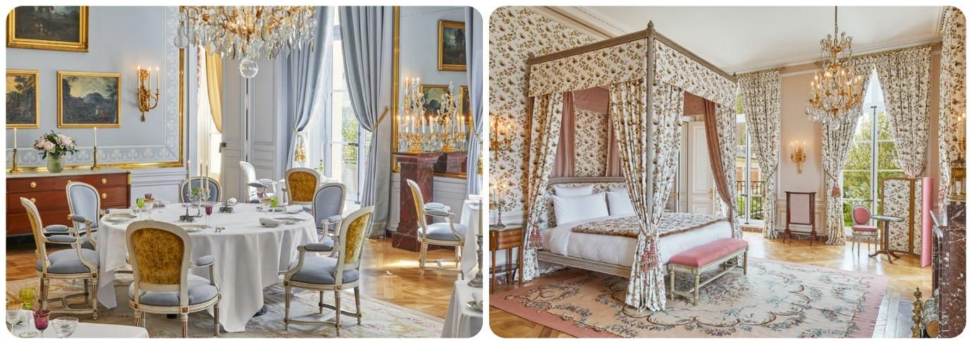 Một đêm nghỉ dưỡng đắt đỏ kiểu hoàng gia ở cung điện Versailles - 4