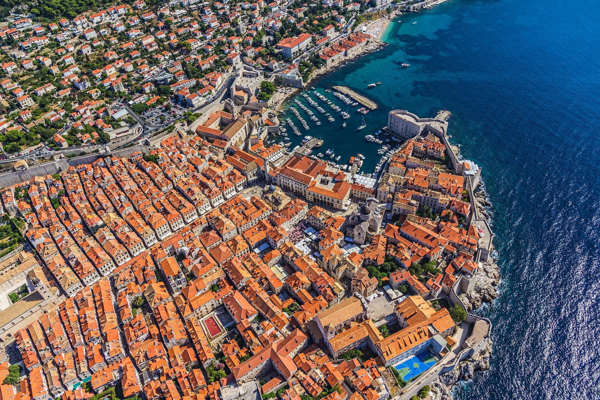 Châu Âu tuyệt đẹp nhìn từ trên cao - 5