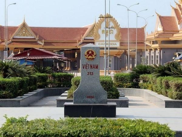 Việt Nam và Campuchia nhất trí các thỏa thuận trong công tác quản lý đường biên, mốc giới