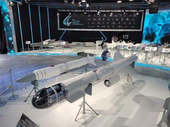 KTRV Nga giới thiệu 'sát thủ' diệt hạm Kh-59MK mới kèm hàng loạt vũ khí tối tân
