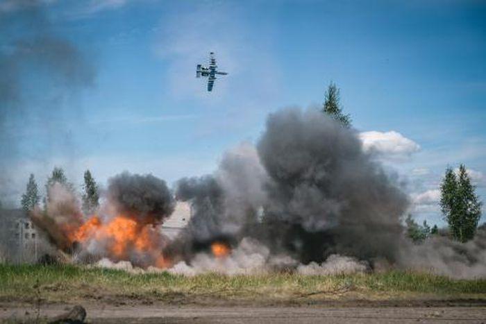 Mỹ thừa nhận dùng đạn cấm uranium khi tấn công phiến quân