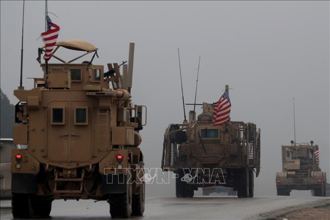 Mỹ xác nhận gần 1.000 binh sĩ sẽ tiếp tục ở lại Syria