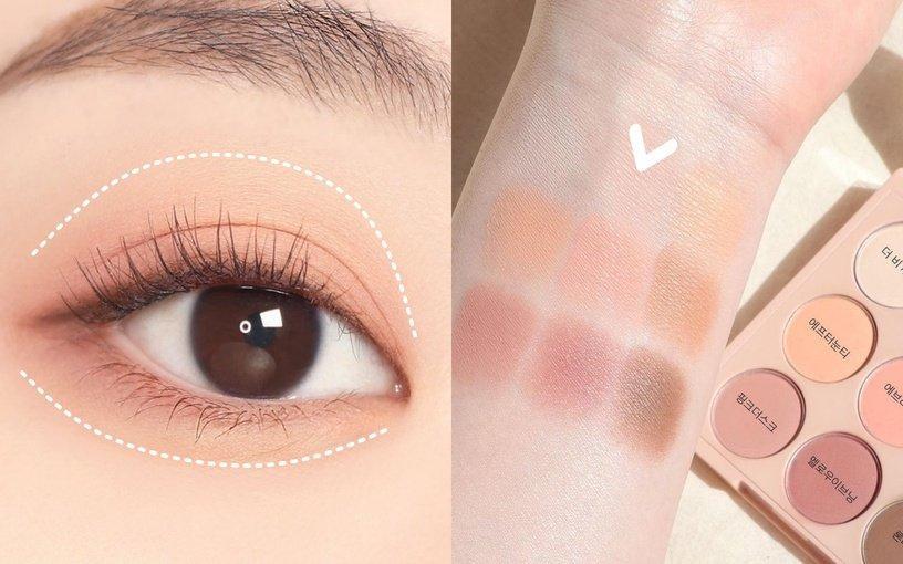 4 bước trang điểm mắt trong veo như Han So Hee trong Nevertheless-3