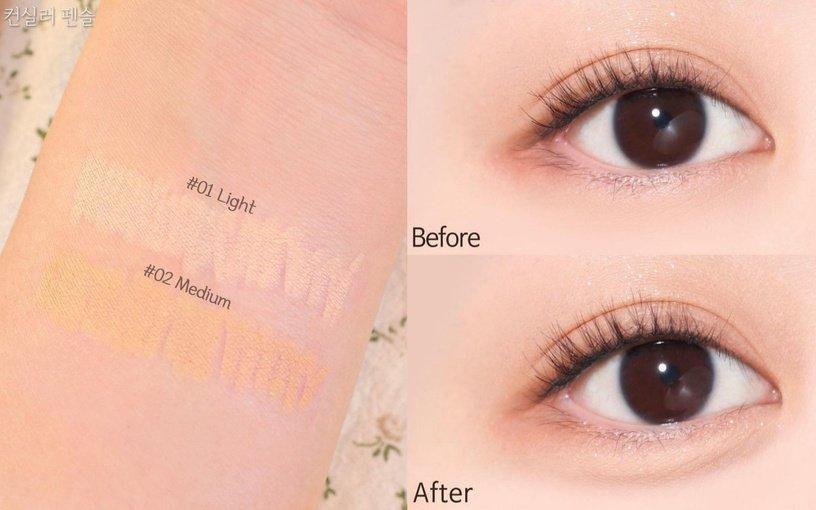 4 bước trang điểm mắt trong veo như Han So Hee trong Nevertheless-5