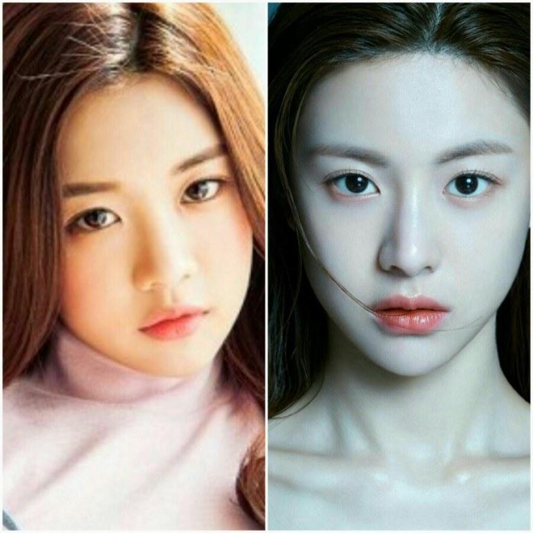 Mỹ nhân Hàn sở hữu gương mặt tỉ lệ kim cương-4